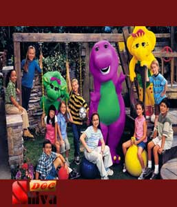 انیمیشن Barney and Friends
