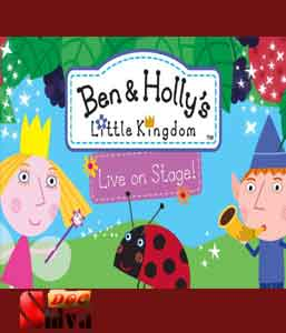 انیمیشن Ben And Holly's Little Kingdom
